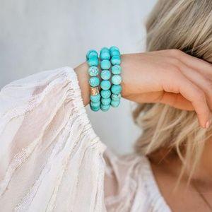 Jewelry - Natural stone bead Bracelet
